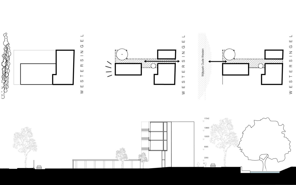 Westersingel 18 20 studio hartzema - Studio ontwikkeling ...