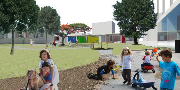 Scuola dell'infanzia Molino Nuovo Lugano