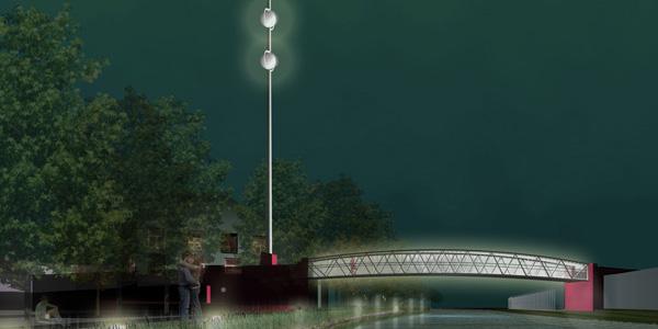 Prijsvraag Liverpool Pennington Bridge