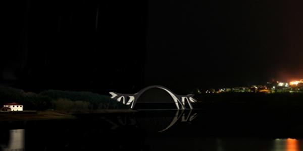 Prijsvraag brug Lago Pertusillo