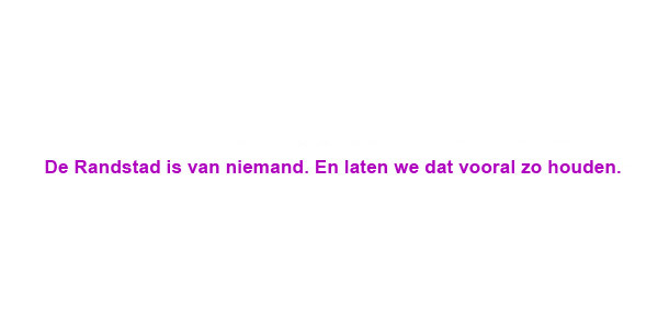 Essay 'Van wie is de stad?'
