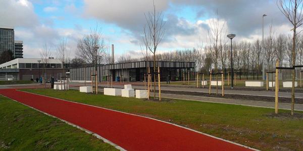Opening Universitair Sportcentrum Leiden
