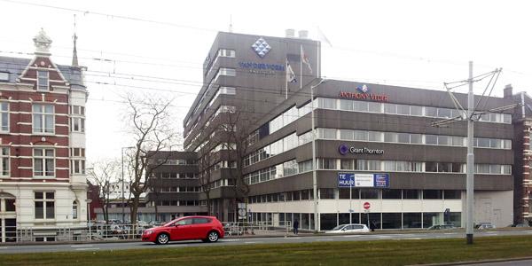 Van Vollenhovenstraat 3