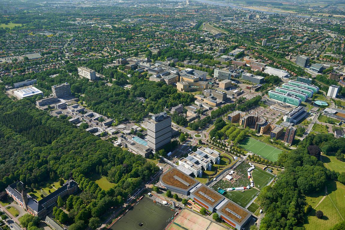 Studio Hartzema stedenbouwkundig adviseur van de Radboud Universiteit Nijmegen
